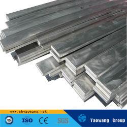 Acabamento brilhante Preço competitivo o SUS316/1.4401/06cr17Ni12mo2 de aço inoxidável Flats