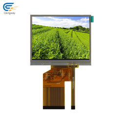 3,5Дюймовых 320X240 SPI интерфейсу RGB ЖК сенсорный дисплей TFT