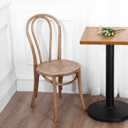 米国様式の高品質のCrossbackの椅子の骨董品の卸売の喫茶店の椅子