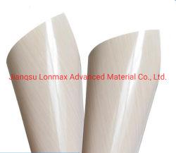 Commerce de gros d'E-Tissus à armure toile de verre tissu en fibre de verre en téflon de 0,3mm