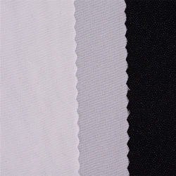 30d двойной DOT плавкая вставка обычная из тканого полиэфирного волокна цвета Interlining Interlining Interlining клея