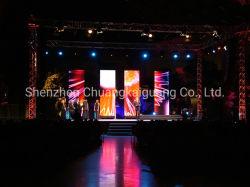 P3.91 500X1000 Affichage LED écran vidéo du panneau de l'événement