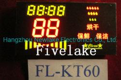 Visualizzazione di LED su ordinazione per l'elettrodomestico (KT60)