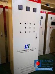 Elektrisches Kontrollsystem für Puder-Beschichtung-Maschine
