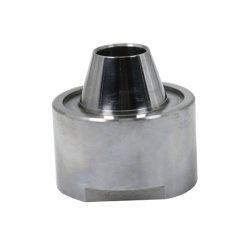 Personalizar el rodillo de acero de tungsteno OEM fresado cabeza con cierre para el borde del molde