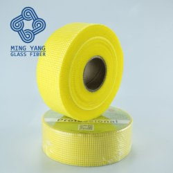 Гипсокартон Fibatape совместных лентой белый Self-Adhesive 500 футов рулон сетки из стекловолокна на стену