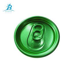 Coperchi aperti facili di alluminio della latta di birra della latta di alluminio del coperchio di Eoe