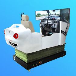 Volle dynamische der Formel-F1 Spiel-Maschinen-Fabrik Auto-Laufenspiel-Simulator-der Plattform-9d somatosensorische, die Simulator verkauft