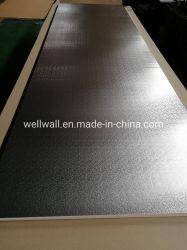 Conduits de climatisation isolation résistant au feu d'aluminium de panneaux de mousse phénolique