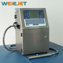 Cij Ink-Jet Impresoras Impresora para cable eléctrico y equipos de impresión digital por cable/