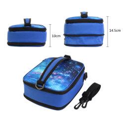 Custom охладитель отсека для мешка экологически безопасные портативные девочек ланч-бокс в сумке на мужские и управление