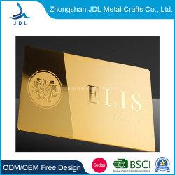 Cepillo de lujo para Tarjetas PVC hilo metálico Efecto de dibujo de metal de negocios Tarjeta VIP de la tarjeta RFID Tarjeta de plástico (06).
