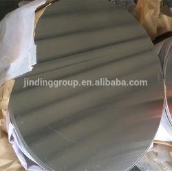 Cercle d'aluminium 1050 1060 pour cuisinière en faisant tourner la machine