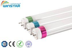 高い内腔180LMW T8 LEDの管のライトによって取り替えられる古い蛍光