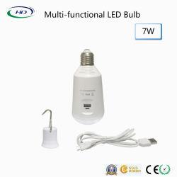 7W Lampe LED multifonction d'éclairage portable