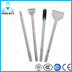 SDS Max Electric Clay Wide Flat Hollow Stone Chisel