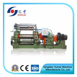 máquina mezcladora de caucho de alta calidad con Ce ISO9001