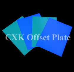 Sensible à l'aluminium Gto 46 Plaque Ctcp d'impression offset