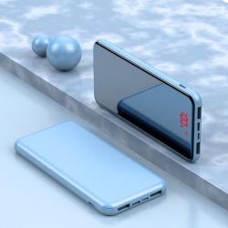 Наружное зеркало заднего вида Fruit-Colored питания мобильного банка 10000mAh для индивидуального логотипа