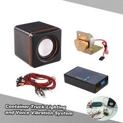 911127-Контейнер освещения погрузчика и голосовые вибрации системы для Tamiya RC4трактора с двухколесным приводом RC погрузчика