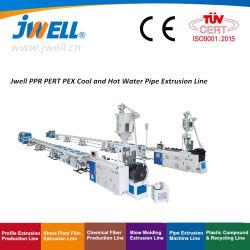 Jwell PPR/Pert/ Pex холодного и горячего водоснабжения трубы экструзии линии