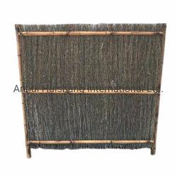 Haltbarer Garten-Bambuszaun-Panels