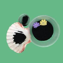 Colorant noir de soufre pour les textiles, papier, cuir