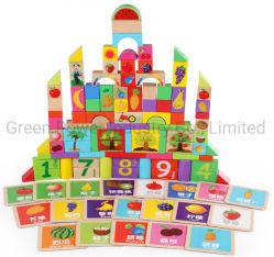 De hete Bouwstenen van het Speelgoed 110PCS van de Verkoop OnderwijsVoor Kinderen