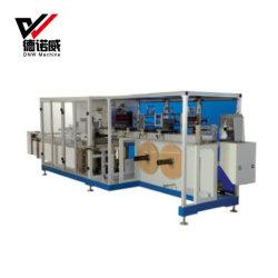 Gute Qualitätsautomatisches volles Servoverpacken der Dame gesundheitliche Serviette in China