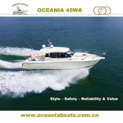 Luxus-Yacht Ozeanien-45wa