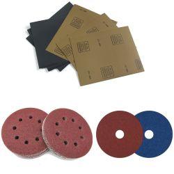 木製の金属のガラスペンキの自動にポーランド語、紙やすりで磨くことのための乾湿両方の研摩の砂のペーパー