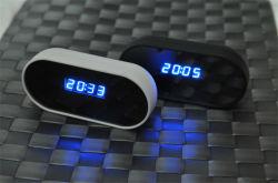 El sensor CMOS de alta definición 1080p de control remoto de la red WiFi LED Reloj Digital Escritorio de la cámara Z6