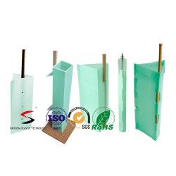 Proteção da Árvore oca de PP protector de plantas de plástico
