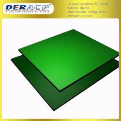 3mm/0,21mm Massive Aluminium-Composite-Panels für Computerraum
