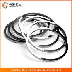 Resistência ao desgaste do anel de vedação de carboneto cementado para a indústria de peças de vedação