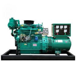 62,5 kVA Ricardo 50Kw de puissance groupe électrogène diesel