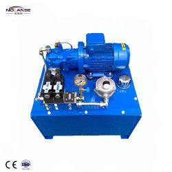 Гидравлический плунжер электрический насос Power Station Custom гидравлические блоки питания гидравлического блока питания 3000 фунтов