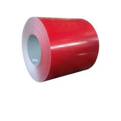 루핑 장을%s Galvalume Prepainted 색깔에 의하여 입힌 강철 코일이 공장에 의하여 PPGI/PPGL 직류 전기를 통했다