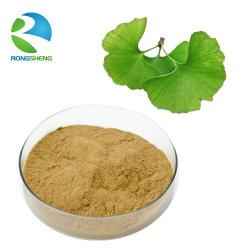 Extrait de feuille de Ginkgo Biloba flavone glycosides /des lactones terpéniques