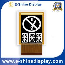 عرض مخصص للأحرف/الانتقاص في شاشة عرض E-paper بالأبيض والأسود/EPD/EINK الرقيقة