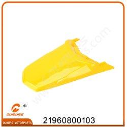 Qingqi Gxt200 l'aile arrière jaune moto-21960800103 pièces de rechange