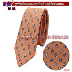 Шелковый жаккард галстуки нейлоновые кабельную стяжку лучший подарок Хеллоуина (B8004)