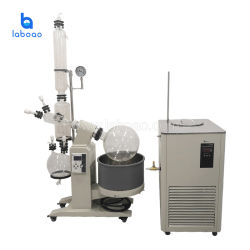 Auto Labortory destilación Ratovap instrumento Evaporador rotativo al vacío Precio