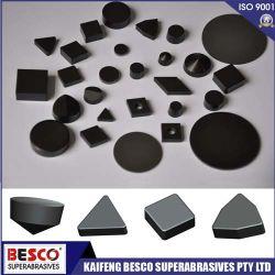 固体CBNは灰色の鋳鉄またはブレーキディスクポンプインペラーの処理のためのPCBNの切削工具を挿入する
