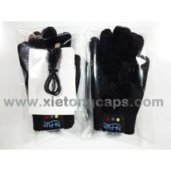 2020 Fashion коснитесь рукавицы, Bluetooth вещевого ящика