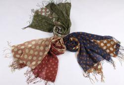 Mode d'acrylique imprimé une écharpe ou châle Jacquard 2013