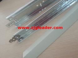 Les grilles de suspension au plafond, plafond T Bar/Standard T Bar, un alliage de la tête des grilles de raccord en T de plafond