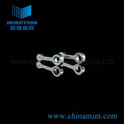 MIM Авто деталей методом литья под давлением для двигателей с турбонаддувом Соберите кольцо форсунки (вилки переключения передач)