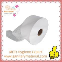 El aire caliente a través Non-Woven para compresas y pañales productos