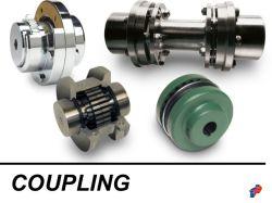 El eje flexible de acoplamiento de la cadena cuadrícula fuelle neumático haz rígido fluido Mecanismo compatible con el rodillo de la mandíbula del acoplador de Oldham Rag junta universal común Motor Dis Acoplamiento HRC.